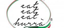 Eat Eat Eat Hurra Logo